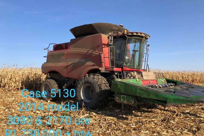 Case Grain harvesters Case 5130 Combine harvesters and harvesting equipment