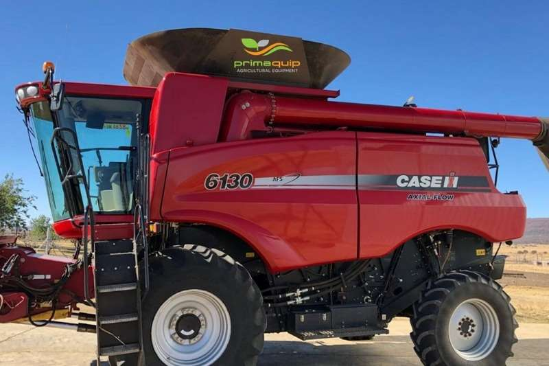 Case Combine Harvesters and Harvesting Equipment Grain Harvesters Case 6130 2013