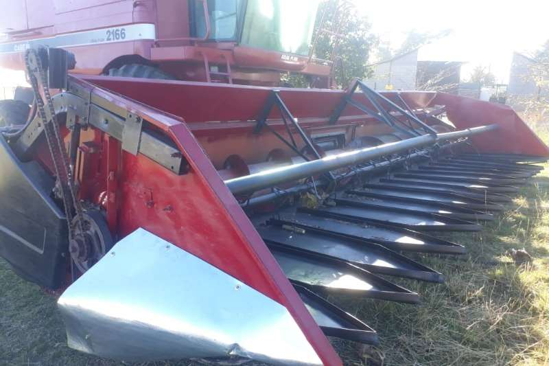 Case Combine Harvesters and Harvesting Equipment Other Heads Case 1010 Sonneblom