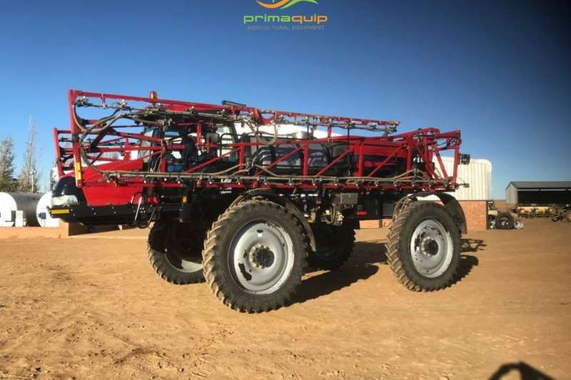 Case Sprayers and Spraying Equipment High Clearance Sprayers Case 3230 Patriot 2016