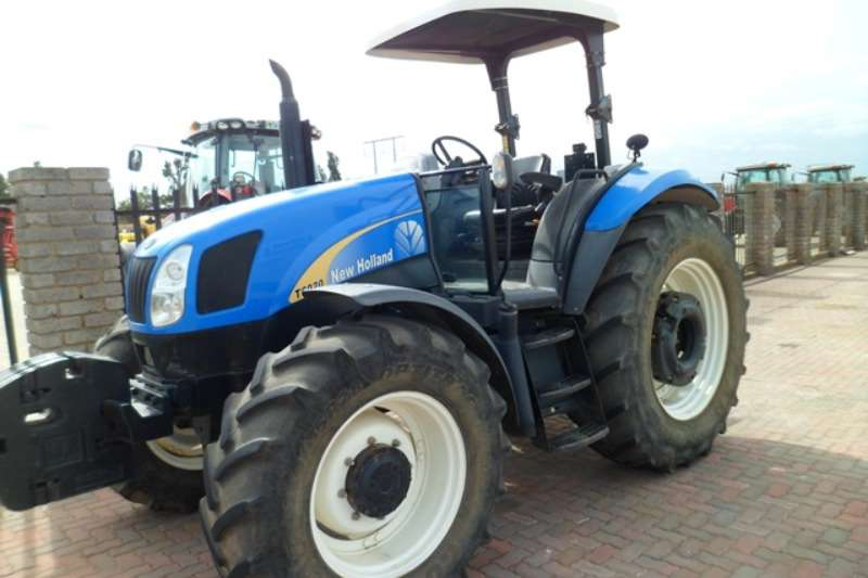 Case Antique tractors New Holland T6020 Tractor Tractors