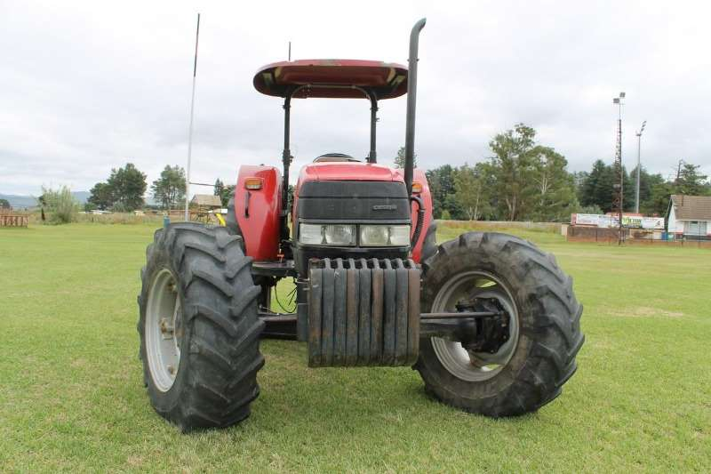 Case Four wheel drive tractors Case IH JX 95 Tractors