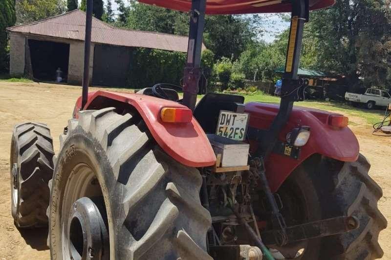 Case Four wheel drive tractors Case IH JX 95 Tractors