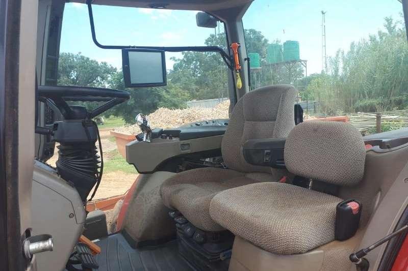 Case Four wheel drive tractors Case IH Magnum 315 Tractors