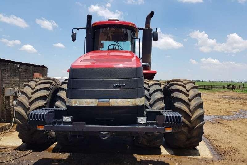 Case Four wheel drive tractors Case IH STX550 Steiger Tractors