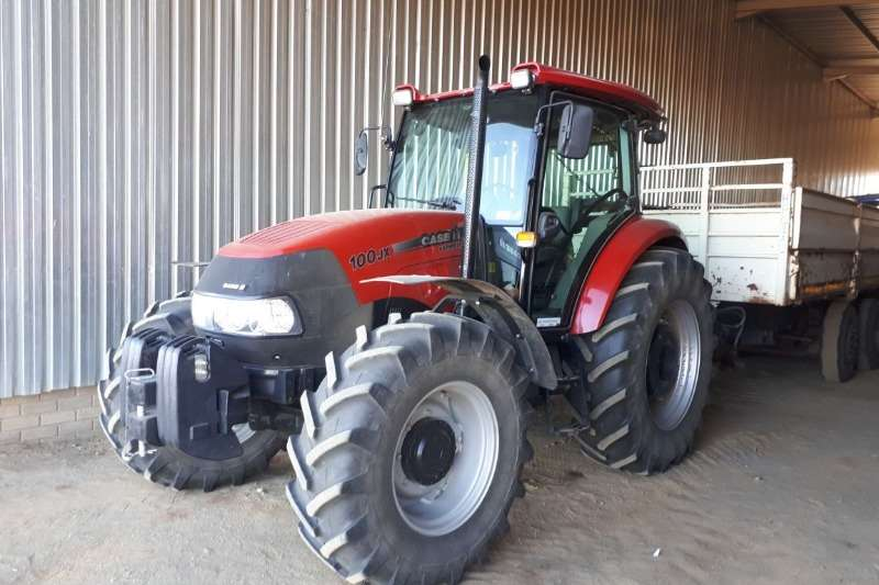 Case Tractors Four Wheel Drive Tractors Case JX 100 2015