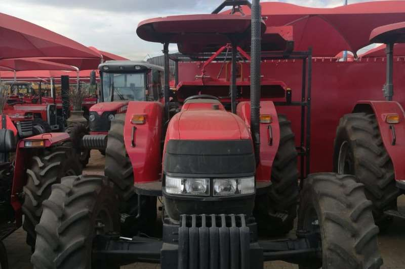 Case Four wheel drive tractors Case JX 80 Tractors