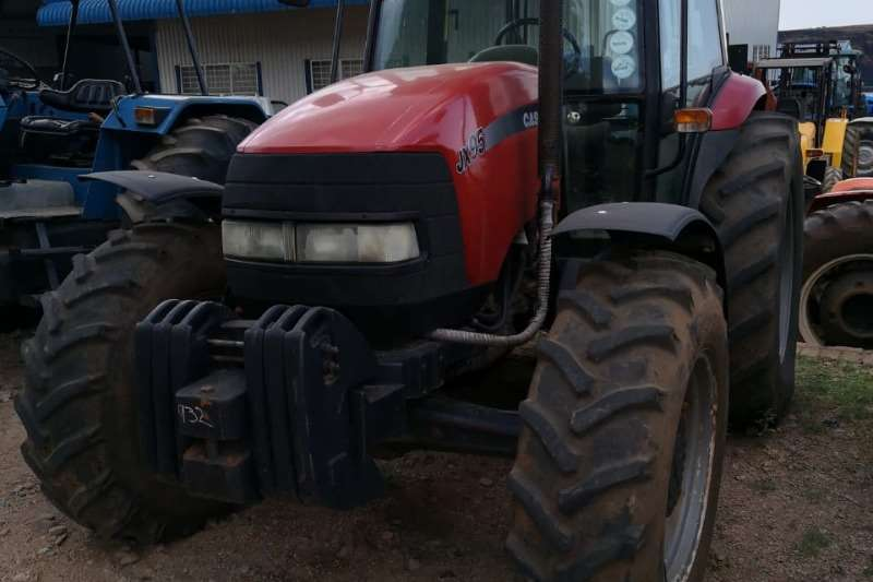 Case Four wheel drive tractors Case JX95 Cab Tractors
