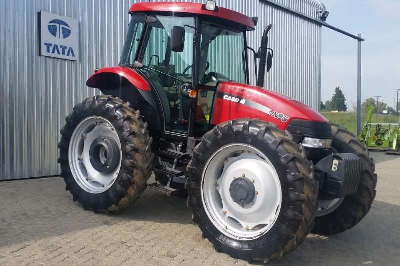 Case Four wheel drive tractors CASE JX95 High Clearance Tractors