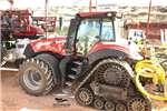 Case Tractors Four wheel drive tractors Case Magnum 340 RowTrac 2016