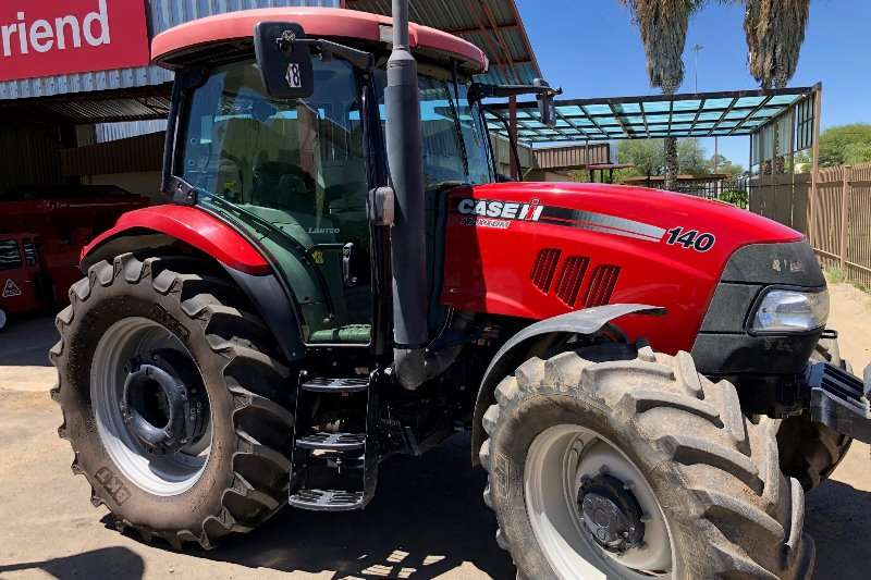 Case Tractors Four Wheel Drive Tractors Case Maxxum 140 2013