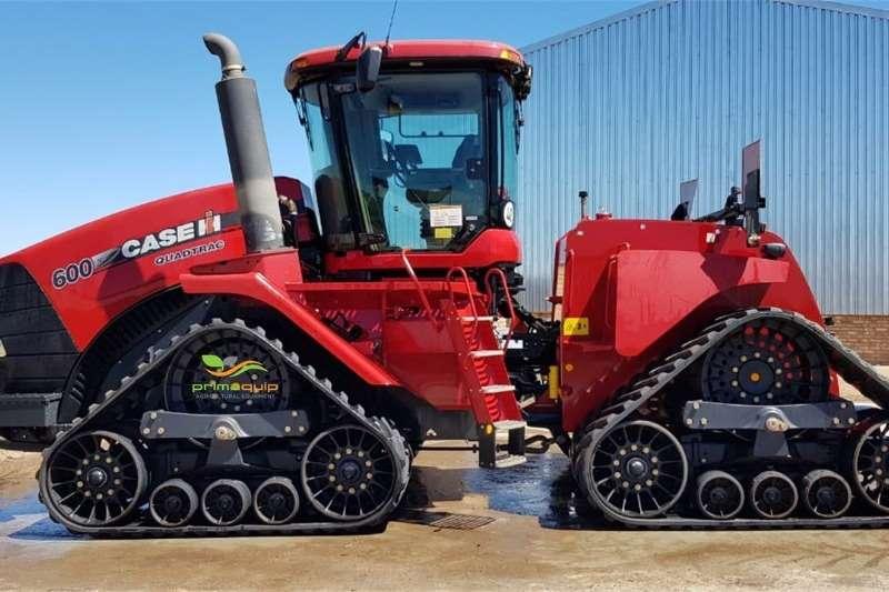 Case Four wheel drive tractors Case STX 600 Steiger Tractors