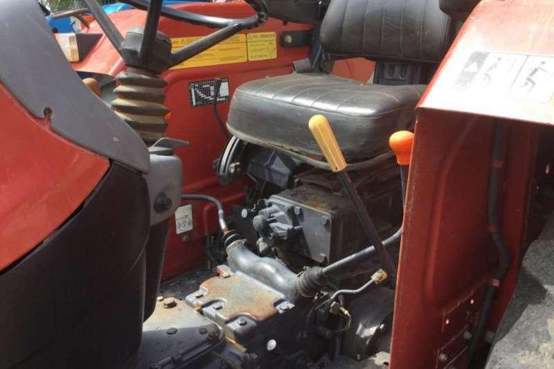 Case IH JX75T 4WD Tractors