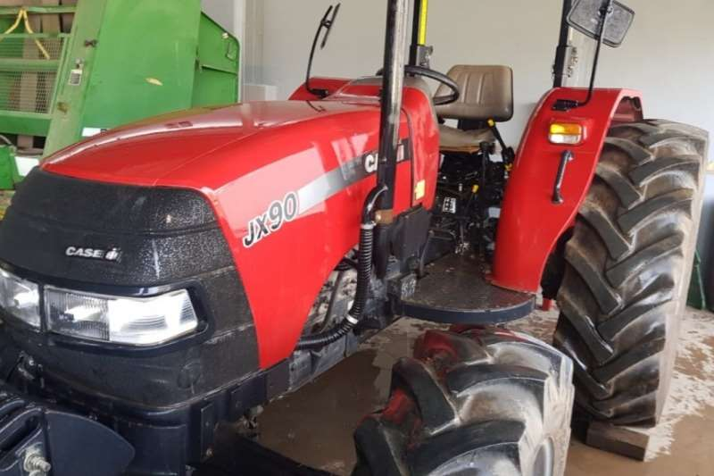 Case Tractors IH JX90 4x4 Open Station Tractor 2014