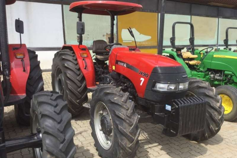 Case IH JX90 4x4 Open Station Tractor Tractors