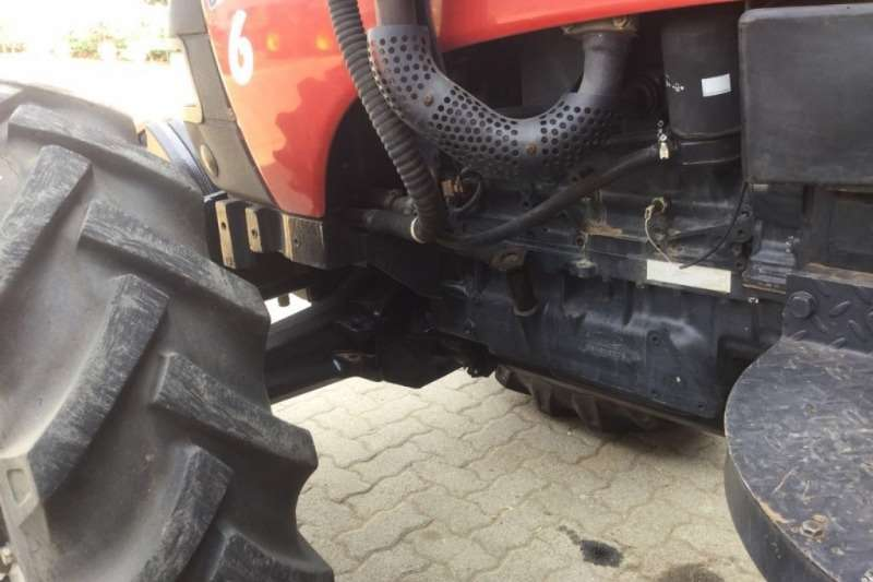 Case JX90 4x4 Open Station Tractor Tractors