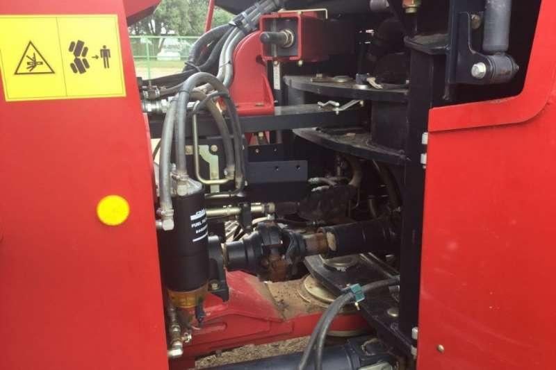 Case Quadtrac 600 482kW Tractors