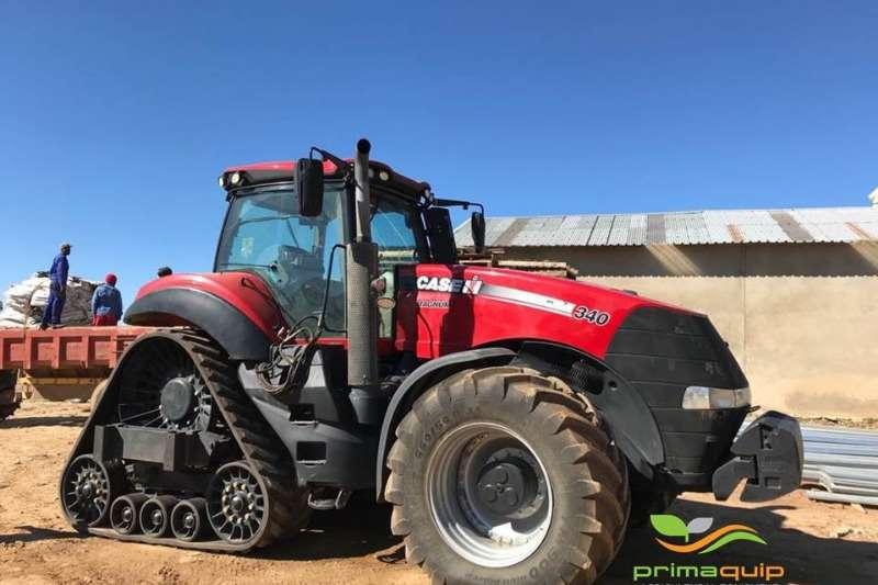 Case Tractors Speciality Tractors Case Magnum 340 RowTrac 2016