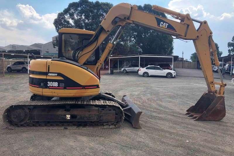 CAT 308BSR Excavator