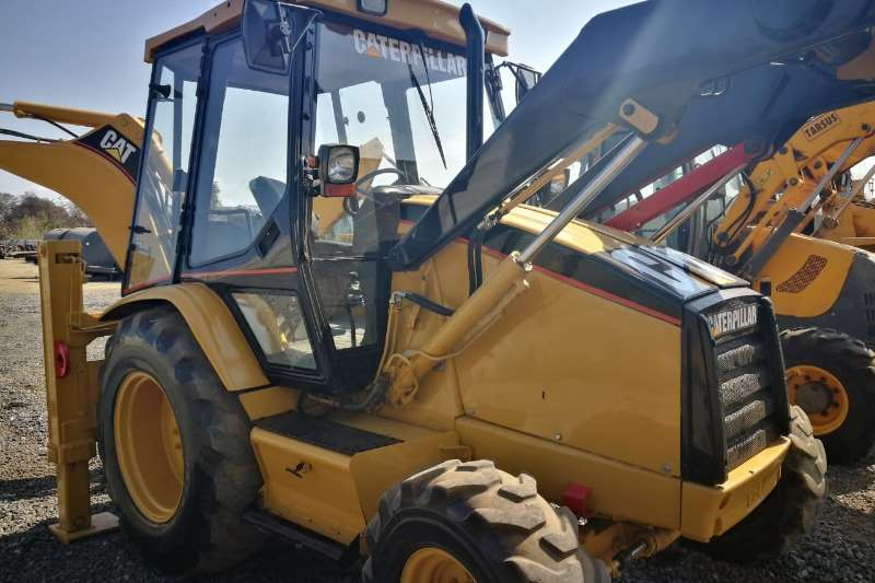 CAT TLB's Construction TLB CAT 248C 4x4 1996