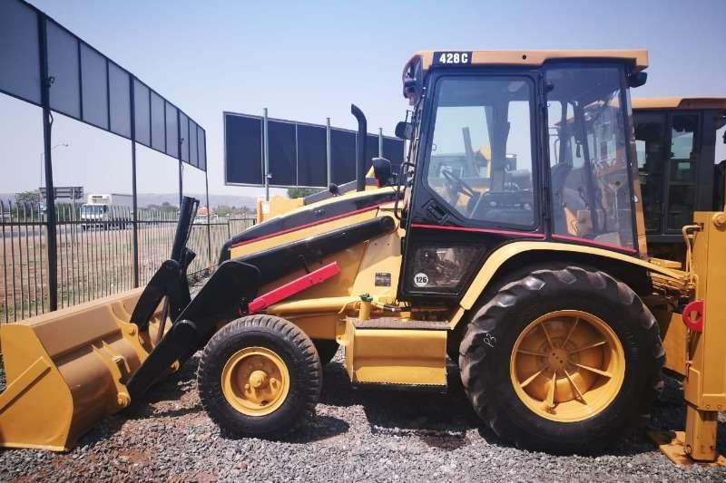 CAT TLB's Construction TLB CAT 248C 4x4