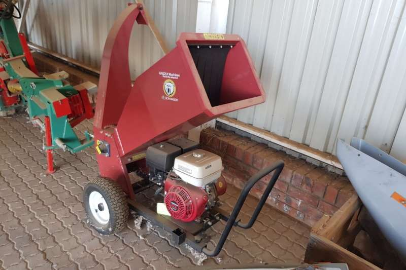 HM Grissley 75 Chipper Chippers