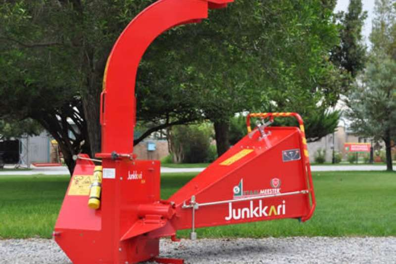 Junkkari Other chippers Junkkari Wood chippers Chippers