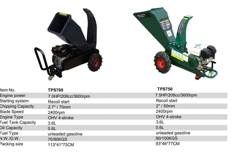 Other chippers AZ TSWELOPOLE TRADERS SA (PTY) LTD B BEEE Level Chippers