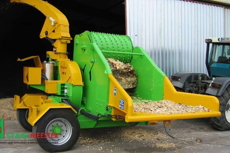Chippers Other Chippers Heizohack Heavy Duty Wood Chipper
