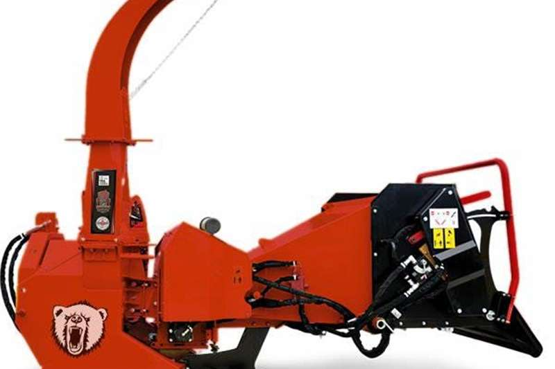 Wood chippers Grizzly Wood Chipper 180mm Chippers