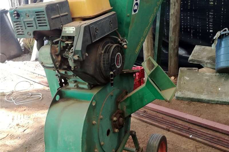 Wood chippers Small Wood chipper Eco Pal Azagai Chippers