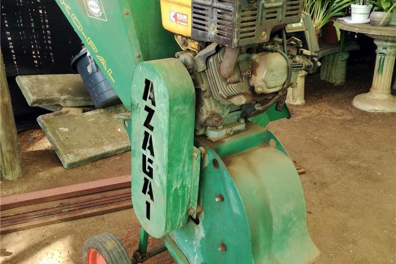 Small Wood Chipper Eco Pal Azagai Wood Chippers Chippers