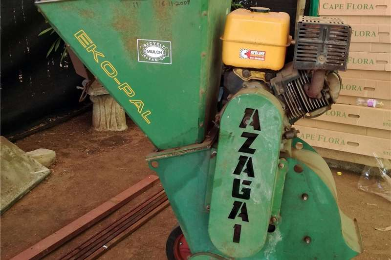 Wood chippers Wood chipper Eco Pal Azagai Chippers