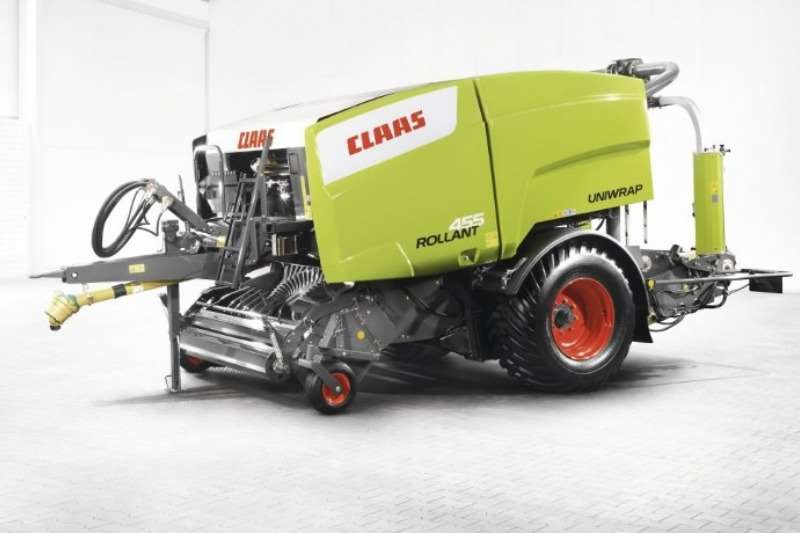 Claas 455 ROLLANT ROUND BALER Combine harvesters and harvesting equipment