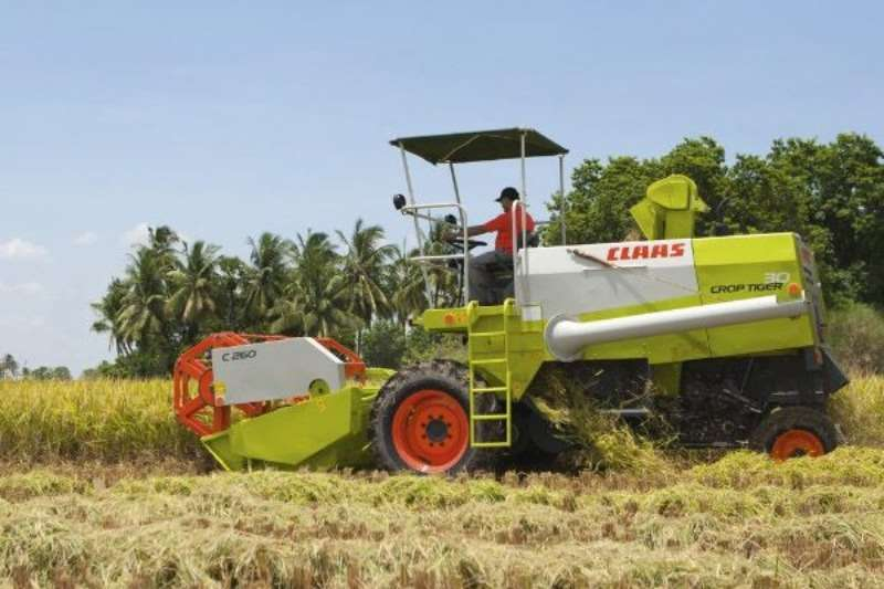 Claas CROP TIGER 30 Combine harvesters and harvesting equipment
