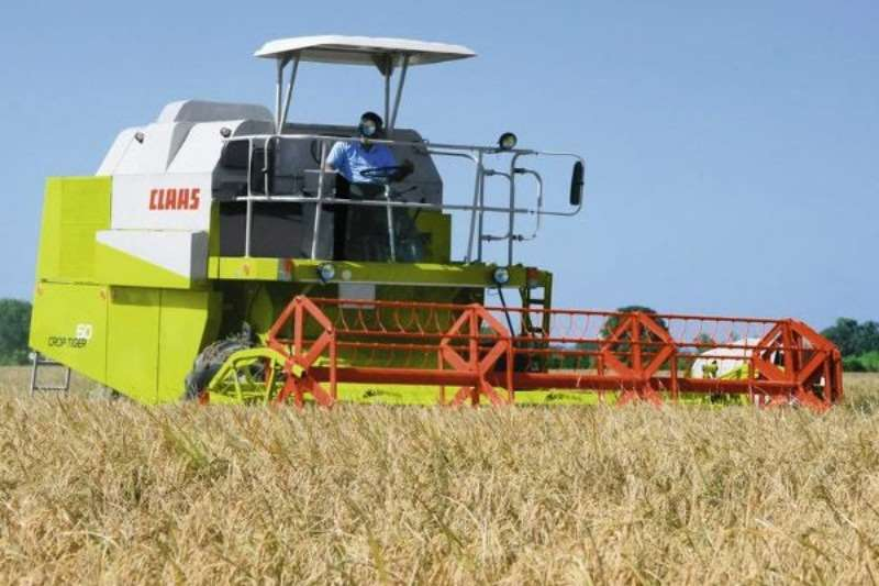 Claas Combine Harvesters and Harvesting Equipment CROP TIGER 60 2018