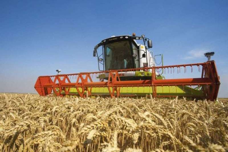 Claas TUCANO 450 320 Combine harvesters and harvesting equipment