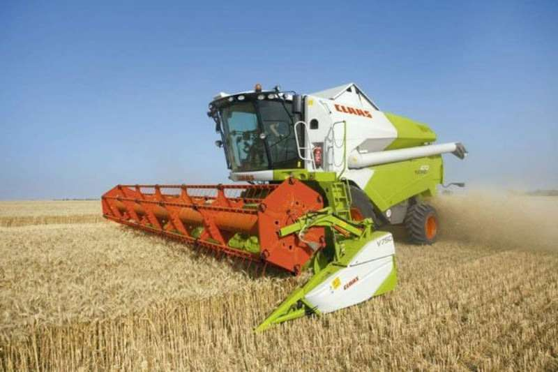 Claas Combine Harvesters and Harvesting Equipment TUCANO 480-470 2018