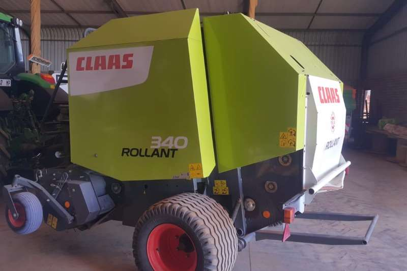 Claas Balers 340 Rollant Hay and forage