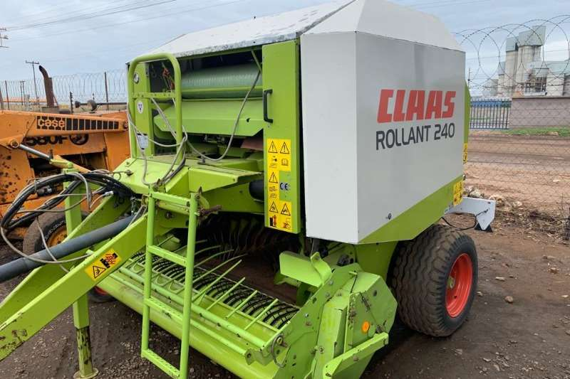 Claas Balers Claas 240 Baler twine and net Hay and forage