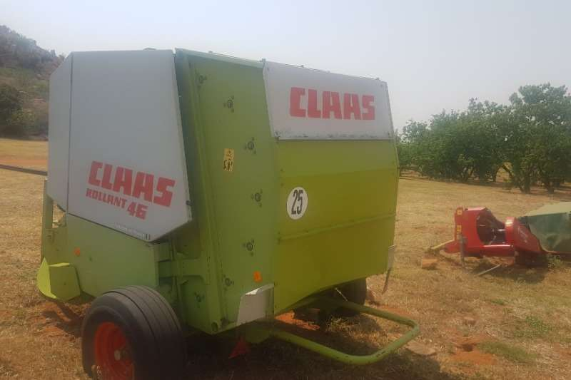 Claas Balers claas rolant 46 Hay and forage