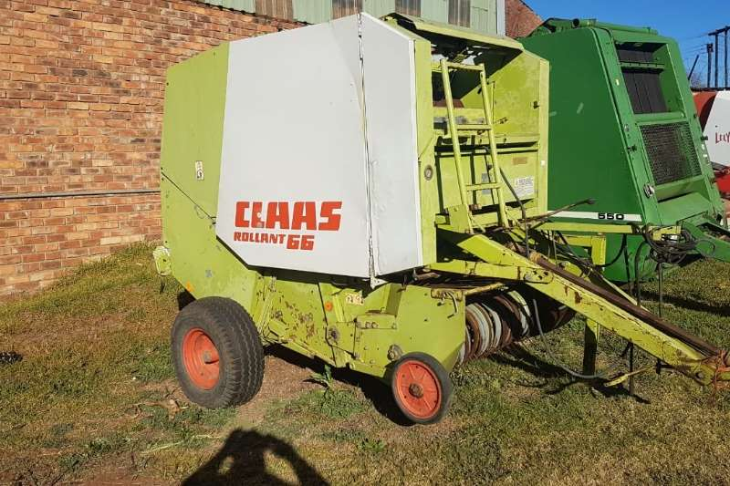 Claas Balers Claas Rolland 66 Hay and forage
