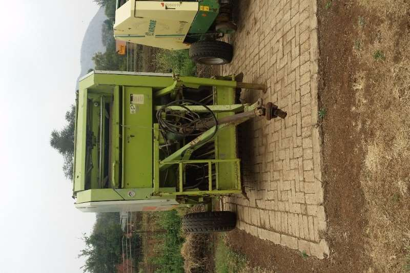 Claas Balers Claas Rollant 46 Baler Hay and forage