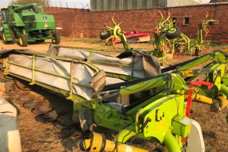 Claas Hay and Forage Claas Disco 3550 2016