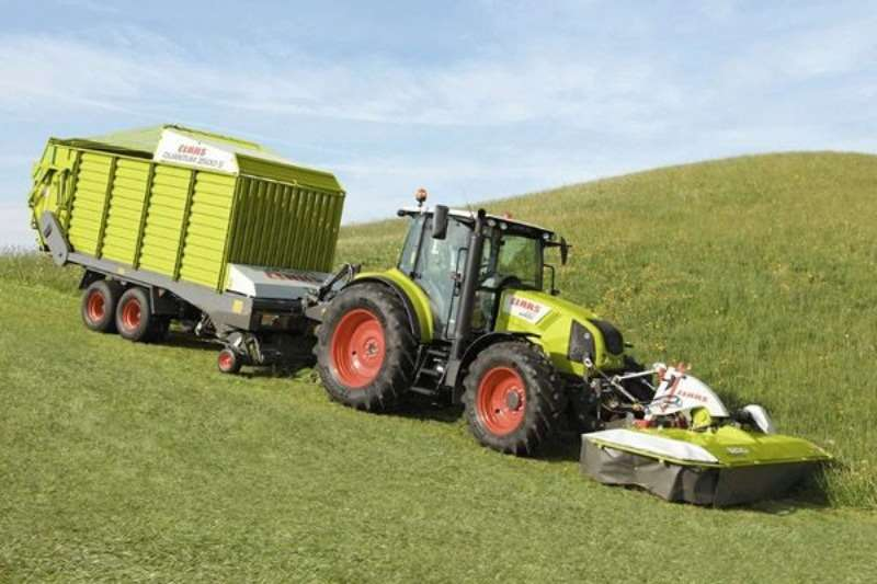 Claas Hay and Forage CORTO DRUM MOWERS 2018