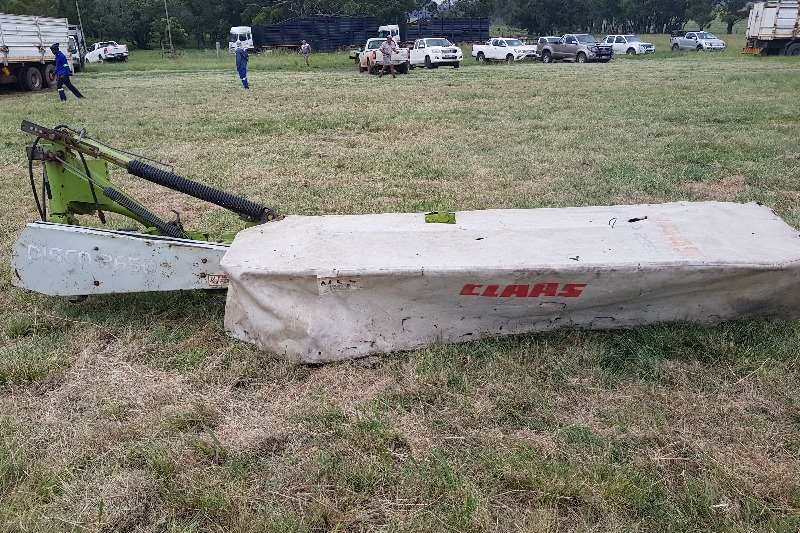 Claas Disc mowers Claas 2650 6 tol snyer Hay and forage