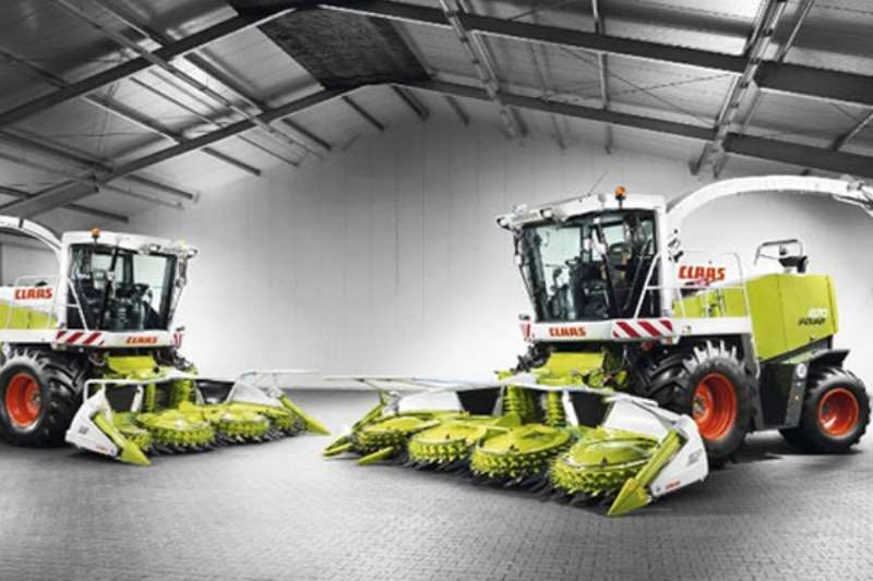 Claas Hay and Forage JAGUAR 900-830 2018