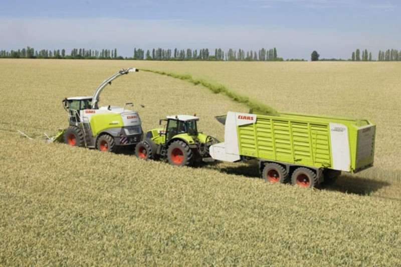 Claas JAGUAR 980 930 Hay and forage