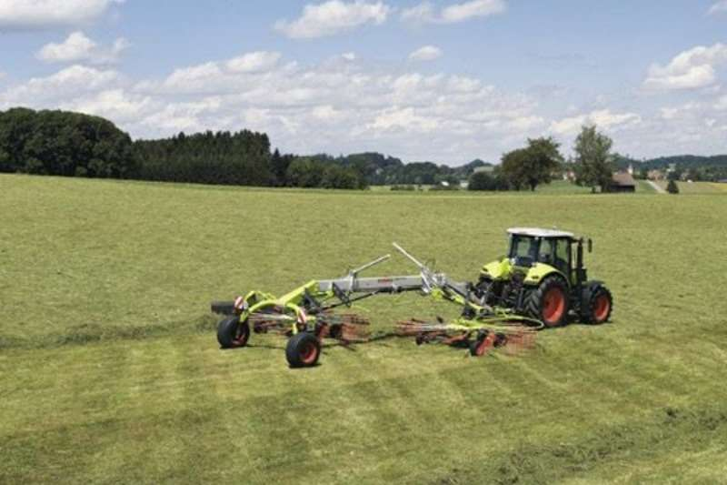 Claas LINER SWATHERS Hay and forage