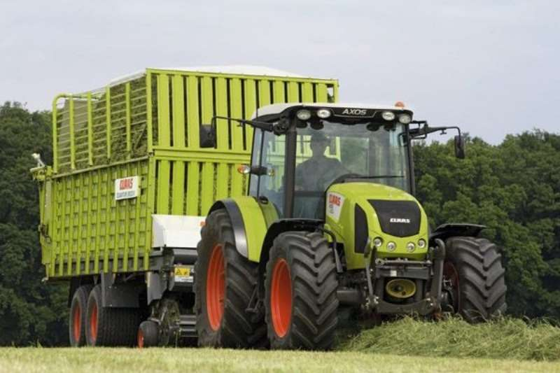 Claas Hay and Forage QUANTUM LOADER WAGONS 2018